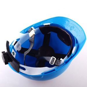 HDPE or ABS Material Custom Industrial Construction Safety Helmet