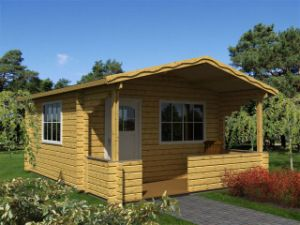 Affordable and Easy Insulated Prefab Steel House pictures & photos