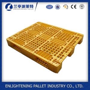 1210 Cheap HDPE Single Face Plastic Pallets pictures & photos