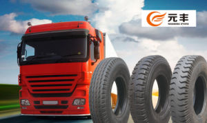 Bias and Nylon Tyre, Light Truck Tyre, Transvers Pattern Tyre