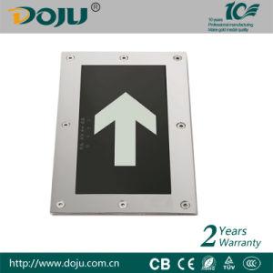 DJ-01L IP 65 2W LED Emergency Underground Buried Light with CE