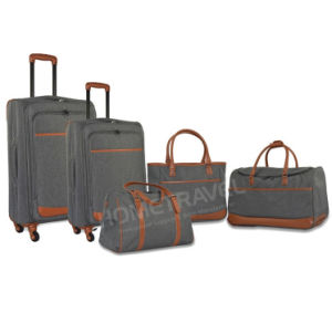 Luggage Set Collection with Travel Bag Trolley Bag Tote Bag pictures & photos