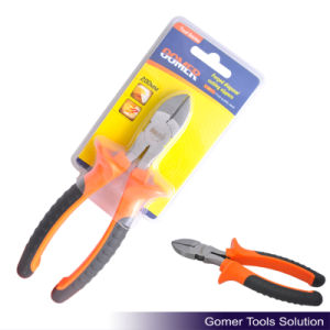 Diagonal Cutting Plier with Big Ears Handle (T03098) pictures & photos