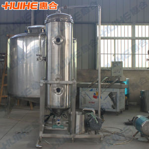 Vacuum Degasser for Juice Processing Production Line pictures & photos