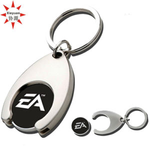Custom Shopping Coin Keyholder pictures & photos