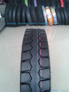 Large Weight Motorcycle Tyre 450-12 Tricycle