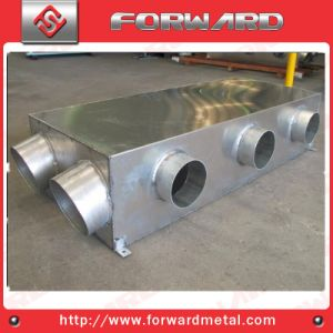 Sheet Metal Fabrication with Welding Service pictures & photos