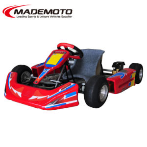 New Model 4 Stroke Go-Kart for Kids pictures & photos