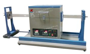 Slide-Able Fast Heating&Cooling Tube Furnace pictures & photos
