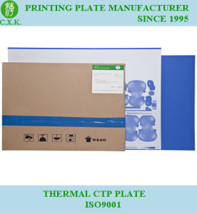 Screen Machine Positive Thermal CTP Printing Plate pictures & photos