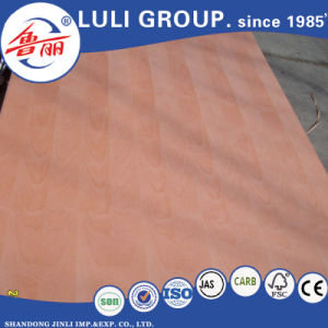 Veneer Fancy Plywood Price for Decoration From Luli pictures & photos