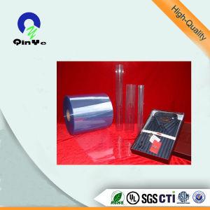 0.4mm Offset Polyvinyl Transparent Rigid Thin PVC Film pictures & photos