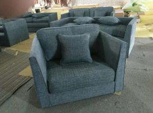 Modern Fabric Single Chair (085#) pictures & photos