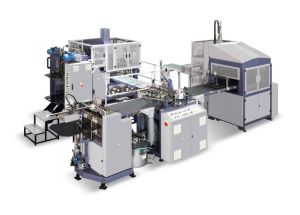 High Performance Automatic Rigid Box Making & Bubble Pressing Machine pictures & photos