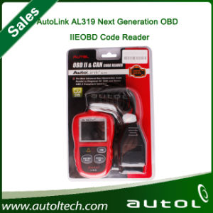 Original Autel Autolink Al319 Next Generation OBD II/Eobd Code Reader pictures & photos
