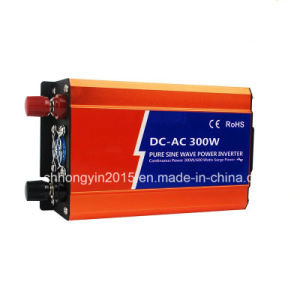 Excellent Quality Low Price 300W DC to AC Power Inverter pictures & photos