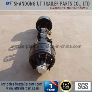 Fuwa Design Trailer Axle 12 Tons pictures & photos