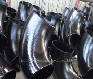 Weld Pipe Fittings - Long Radius Elbow pictures & photos