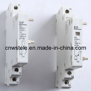 Circuit Breaker Auxiliary Contact (OF & SD) pictures & photos