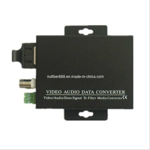 Mini 1 Channel Video + 1 Channel Return Data Media Converter