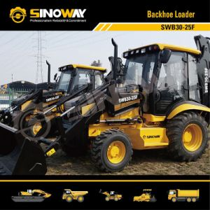 Backhoe Loader with Perkins Engine pictures & photos