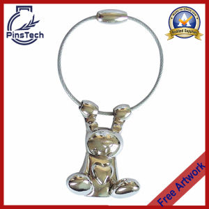 Promotional Keychain, Customized Metal Keyring pictures & photos