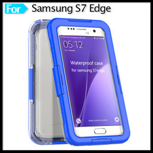 Waterproof Shockproof Dirt Snow Proof Case Cover for Samsung Galaxy S7 Edge pictures & photos