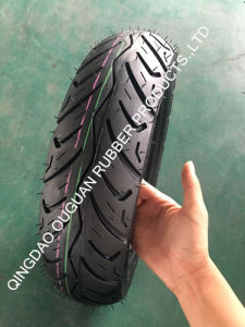 Quality Assurance of Motorcycle Tire of 100/90-10 pictures & photos
