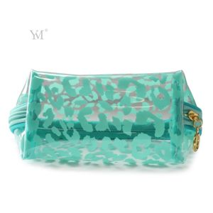 New Style Fashion Travel Promotion Custom Clear PVC Cosmetic Makeup Toiletry Bag pictures & photos