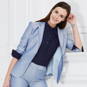 New Style Slim Fit Women Suits pictures & photos