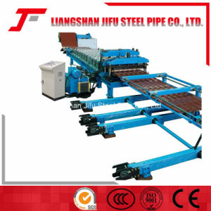 Gi Roof Tile Cold Roll Forming Line pictures & photos
