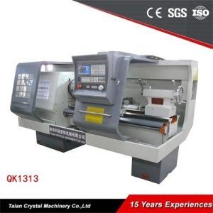 PVC Machine Pipe Threading CNC Lathe Machine (QK1313) pictures & photos
