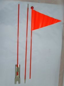 Festival Flag/Advertisement Flag/Decoration Flag/ Car Flag (bicycle flag 0004) pictures & photos