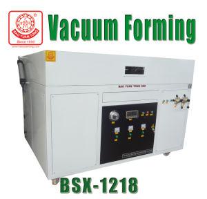 Bsx-1218 Plastic Vacuum Forming Machine pictures & photos