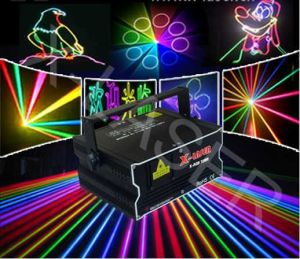 Christmas Light/Laser Stage Lighting/4W RGB Laser pictures & photos