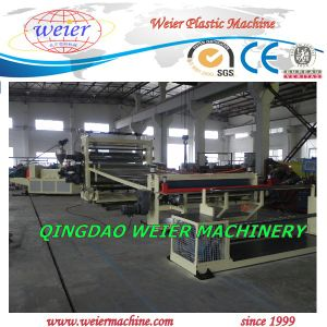 2000mm Wide of PVC Floor Sheet Extrusion Machine Line pictures & photos