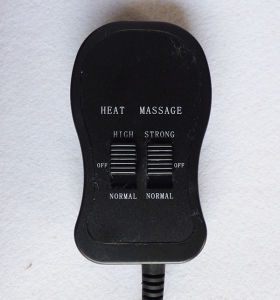 Electric Warm Vibrating Foot Massager pictures & photos