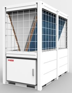 Commercial Air Source Heat Pump for Building Heating pictures & photos