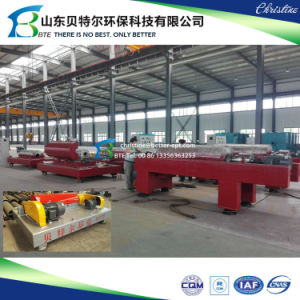Decanter Centrifuge Industrial Wastewater Treatment Plant pictures & photos