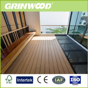 Grinwood WPC Hollow Decking pictures & photos