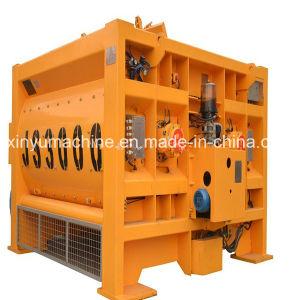 Electric Motor Big Concrete Mixer for Sale (JS3000) pictures & photos