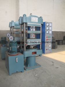 Rubber Vilcanizing Press Machine for Making Rubber Products/Rubber Mats/Rubber O-Ring pictures & photos