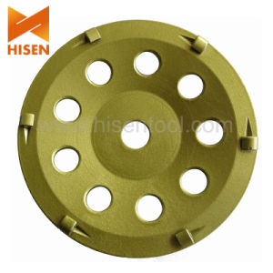 Diamond Grinding Cup Wheel for Granite, Concrete pictures & photos