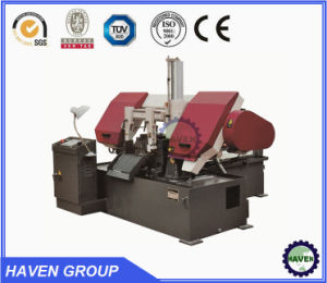 Double Column Band Sawing Machine for Metal Cutting pictures & photos