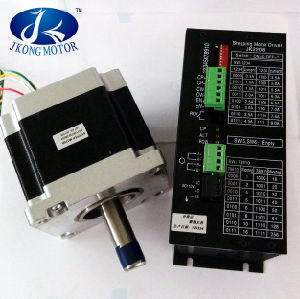 2 Phase Hybrid Stepper Motors NEMA42 1.8 Degree Jk110hs99-5504 pictures & photos