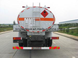 Sinotruk Golden Prince Brand Fuel Tank Truck pictures & photos