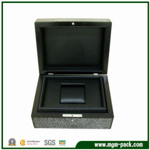 Professional Single Packing Wooden Watch Box pictures & photos