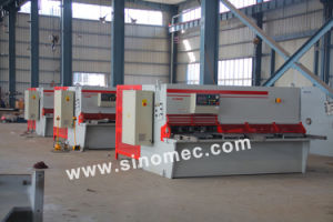 Guillotine Shearing Machine / Cutting Machine / Hydraulic Shear Machine (QC12K-8X3200) pictures & photos