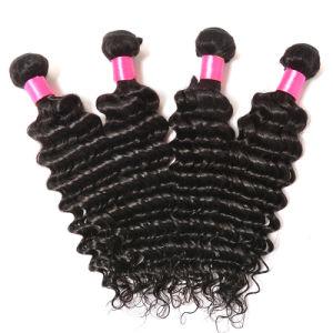 High Quality Brazilian Virgin Human Hair Deep Wave pictures & photos