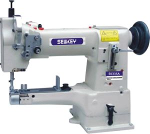 Cylider Bed Compound Feed Sewing Machine (SK335A)